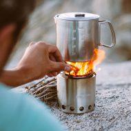 Wood Burning camping stoves
