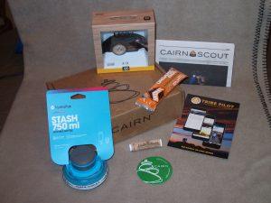 October Cairn Box