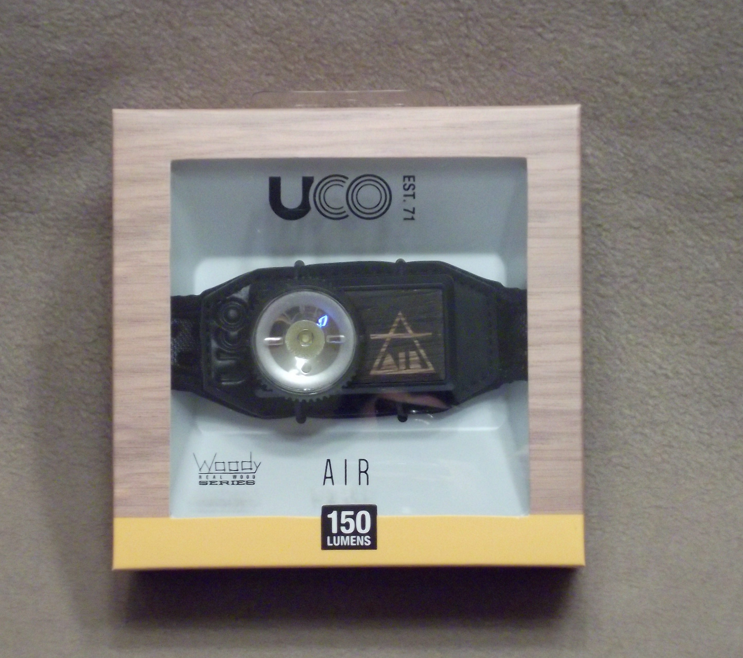 The Best Rechargeable Headlamp – UCO Gear Air Headlamp Review