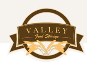 Valley Food Storage Sale